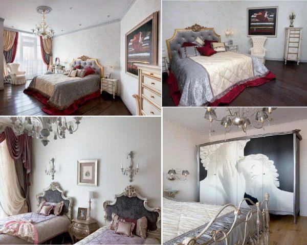 Комната для отдыха и сна Сосо Павлиашвили и его жены