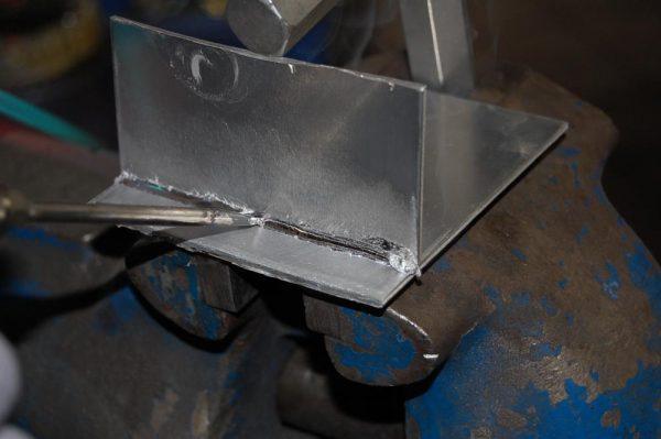 Методы пайки алюминия