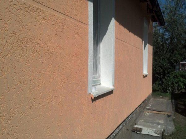 Штукатурка мюнхенка для фасада