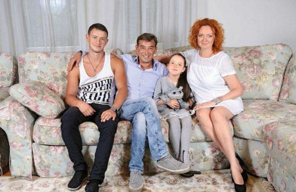 Николай Добрынин и Екатерина Комиссарова