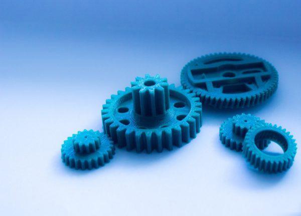 Пластиковые шестерни для бытовой техники