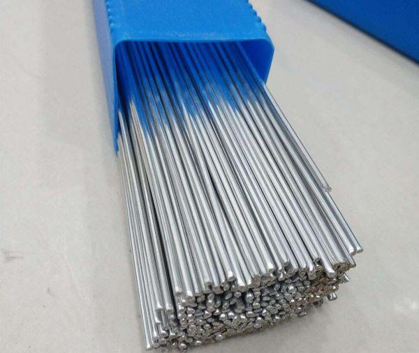 Порошковая алюминиевая сварочная проволока