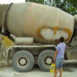 Очиститель бетона
