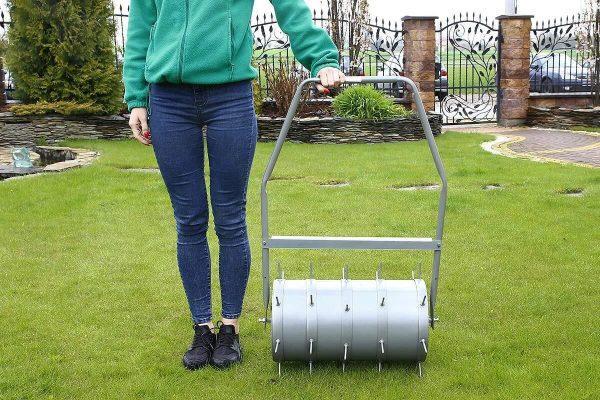 Шипы аэраторы для садового катка