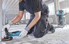 Шлифмашина для полировки бетона