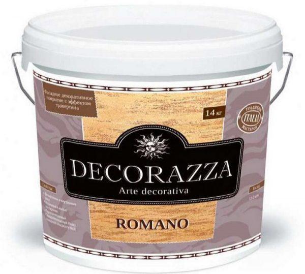 Штукатурный состав Decorazza
