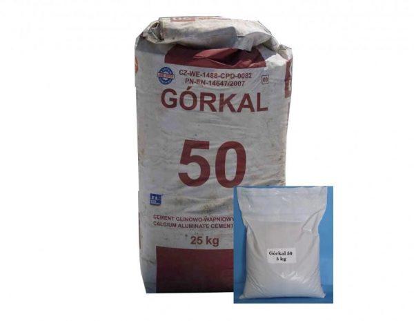 Термостойкий цемент GORKAL 50