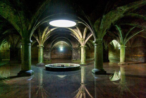 Водные цистерны в Марокко