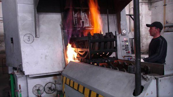 Цементация деталей в газовой среде