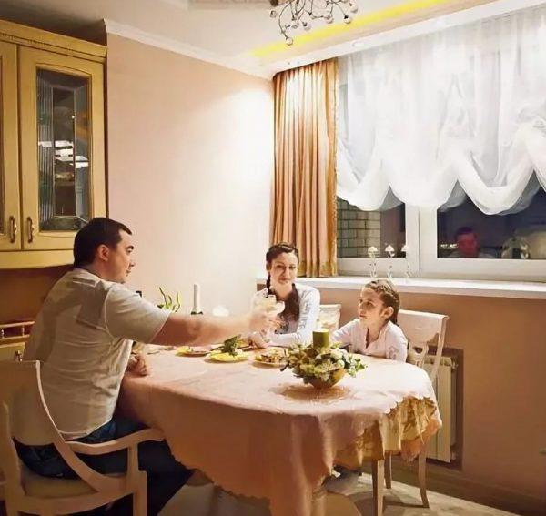 Уютная кухня Анны Ковальчук
