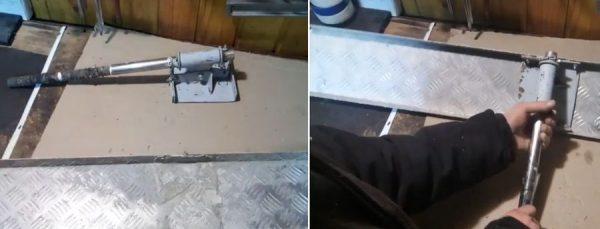 Изготовление гладилки своими руками