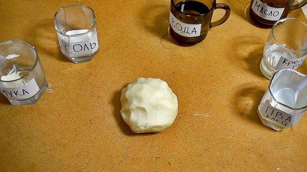 Компоненты для приготовления полимерной массы