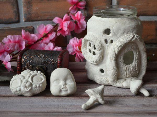 Поделки из самозатвердевающей глины