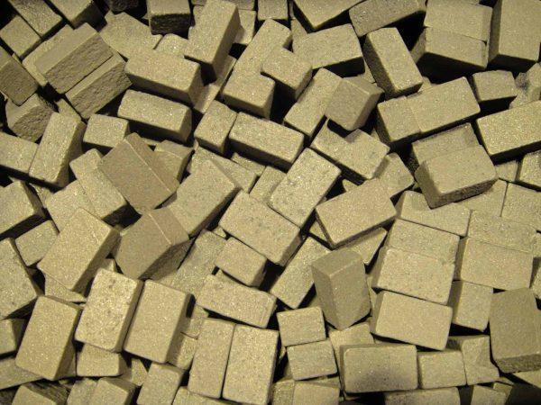 Сегменты для алмазных фрез по бетону