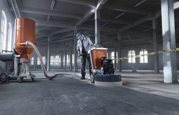Шлифовальная машина по бетону