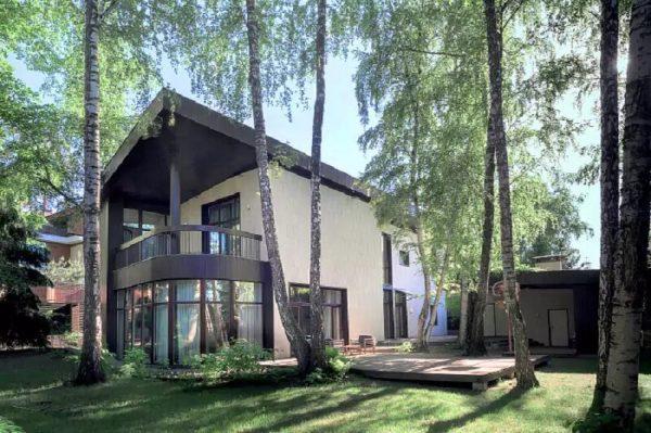 Загородный дом Маргариты Пушкиной