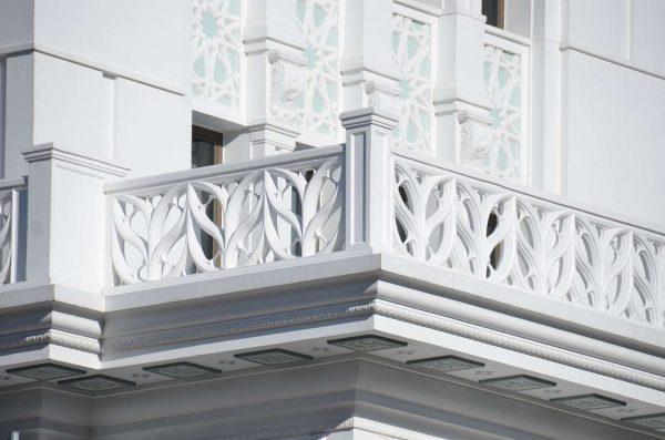 Архитектурный декор из стеклофибробетона