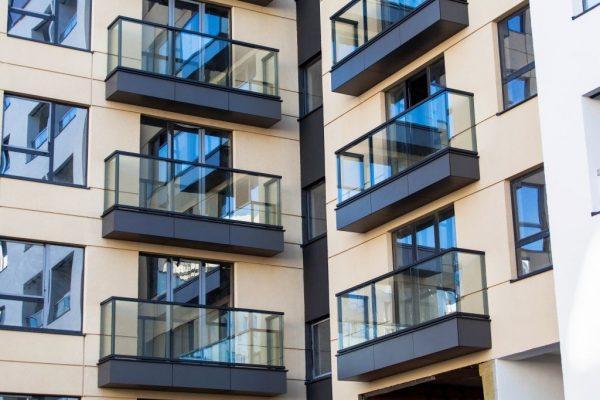 Балконы в новостройке