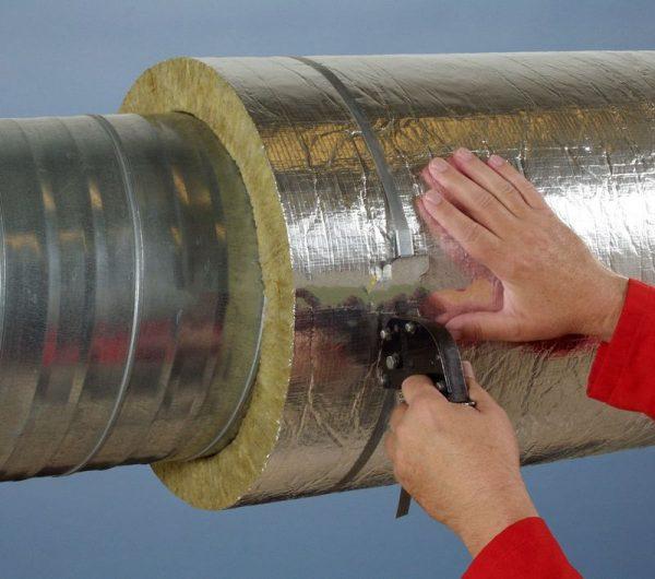 Базальтовый картон используется для теплоизоляции нагревательных элементов в котлах