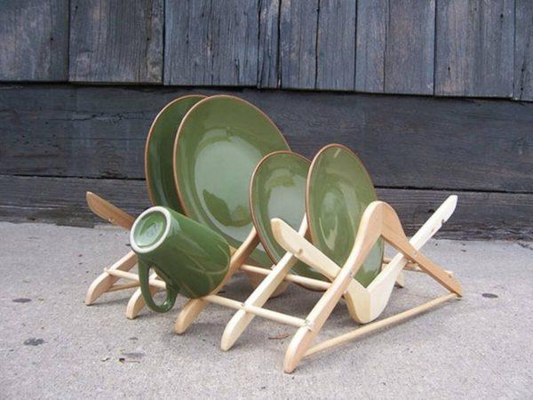 Универсальная стойка для посуды