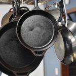 Способы очистки сковородок