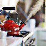 Чистка чайника от накипи
