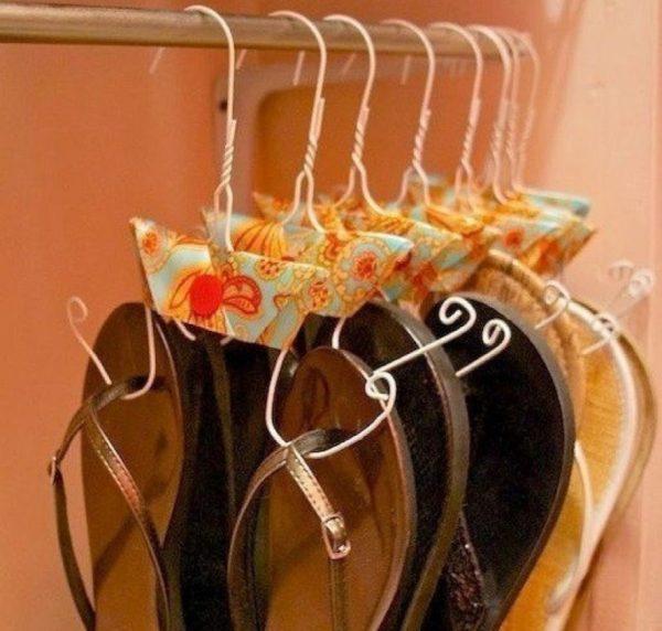 Как устройство для хранения обуви