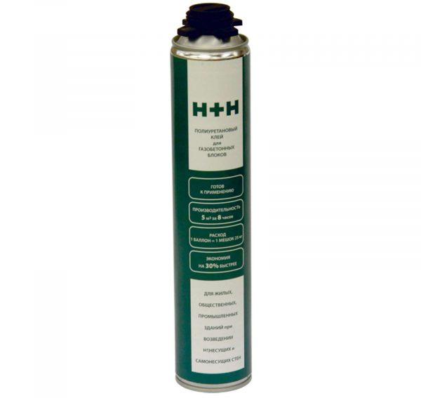 Клей полиуретановый для газобетона H+H Limfix