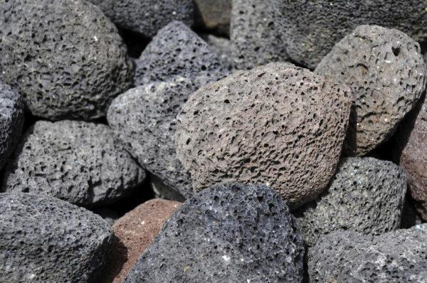 Пемза натуральная вулканическая
