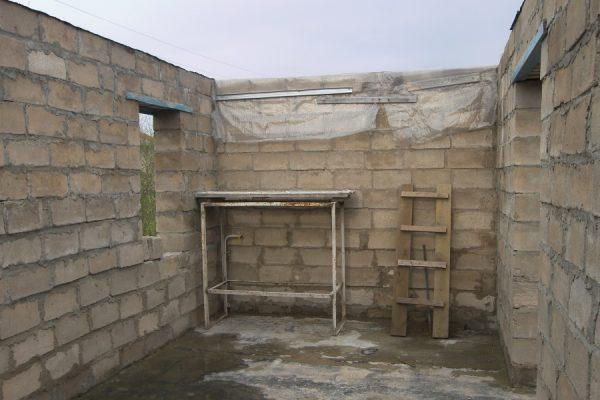 Стены из опилкобетоных блоков
