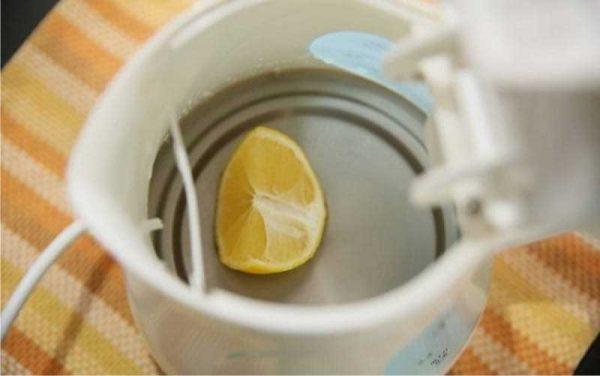 Лимонная кислота отличное средство для очистки чайника от накипи