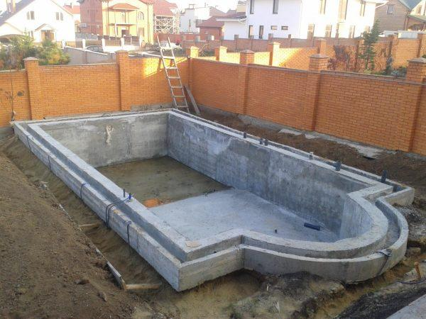 Важные моменты строительства бассейнов