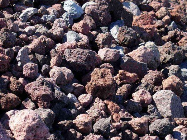 Вулканический камень