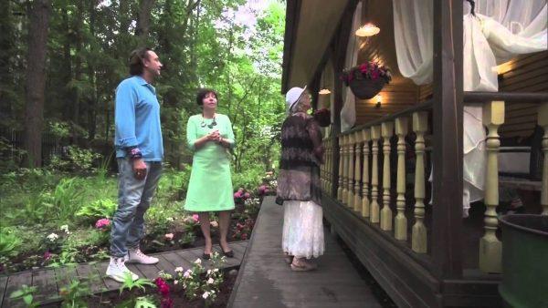 Дача Светланы Немоляевой в Абрамцево