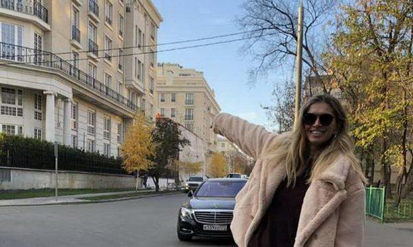 Дом, где находится квартира Веры Брежневой