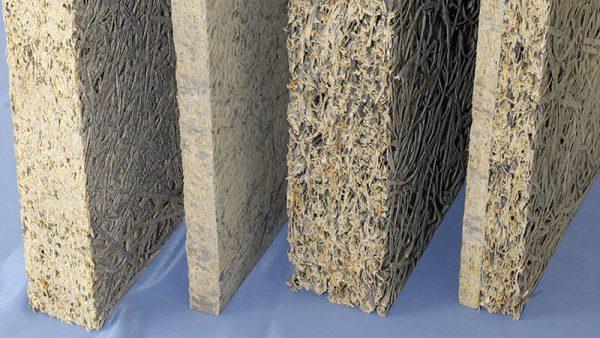 Цементно-фибролитовые плиты