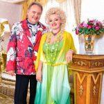 Кадышева с мужем