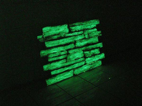 Светящий бетон