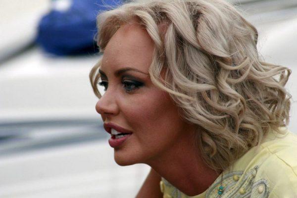 Маша Малиновская – российская модель, певица, телеведущая
