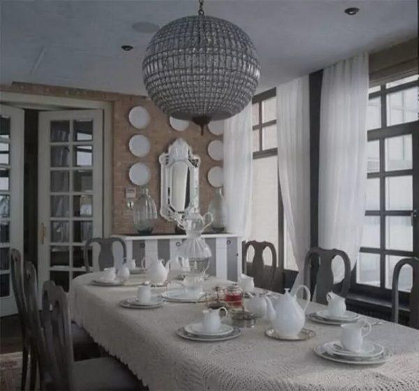 Оформление кухни-столовой