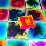 Интерактивная плитка сенсорный пол