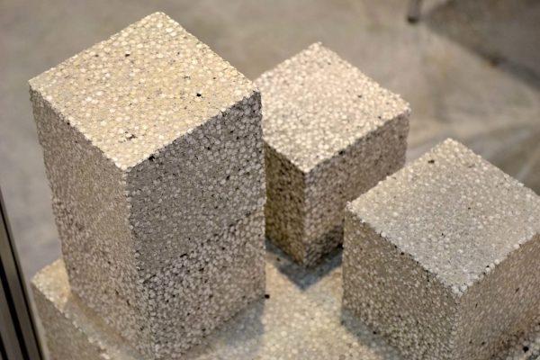 Блоки из легкого полимербетона
