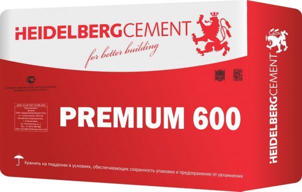Цемент Хайдельберг М600