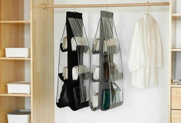 Модуль для хранения сумок
