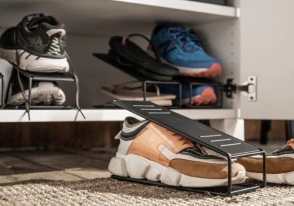 Современный модуль для хранения обуви