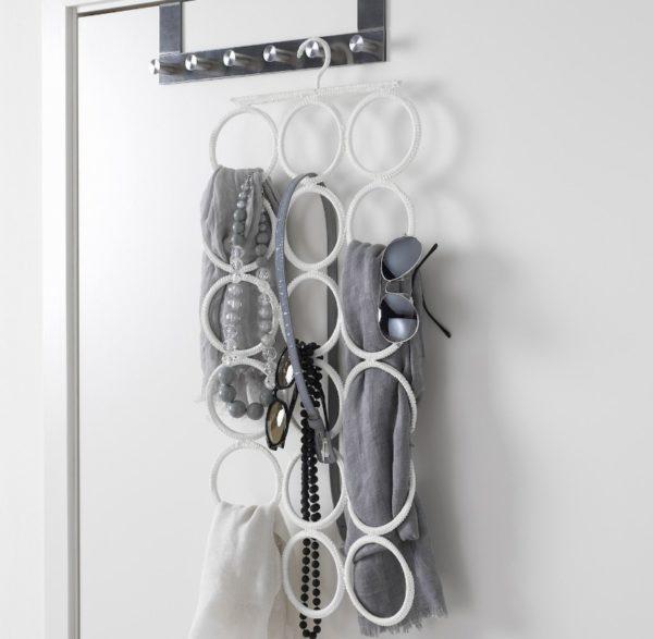 Дизайнерская вешалка для аксессуаров