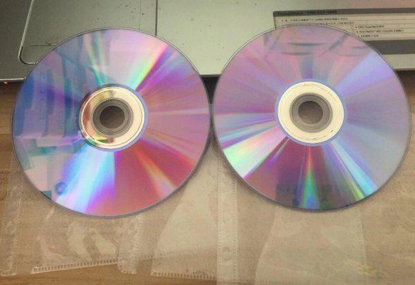 Компакт диски