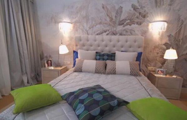 Кровать Безруковой