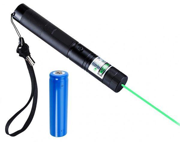 Лазерная указка большой мощности