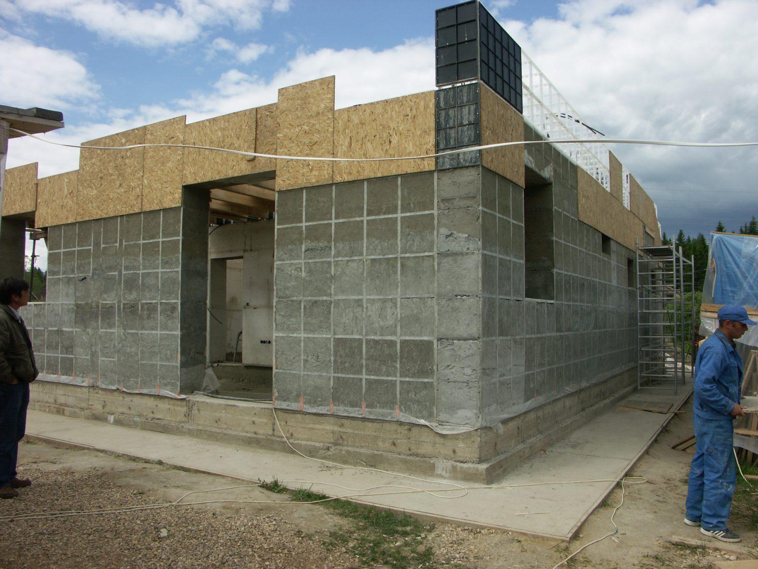 Керамзитобетон характеристики купить бетон в барыбино